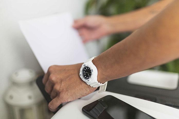 Skanowanie i digitalizacja dokumentów firmowych